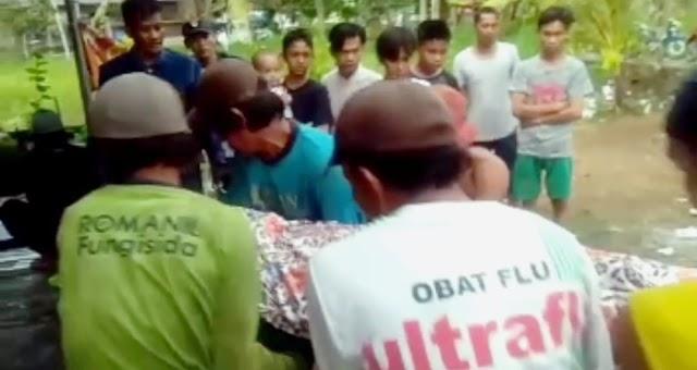 Tragis, Remaja di Kapuas Ini Tewas Disambar Petir saat Memancing di Persawahan