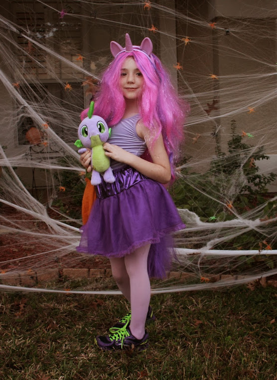 Twilight Sparkle costume