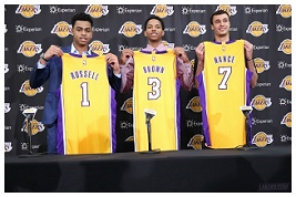 2015 Lakers Draft Grades...