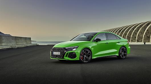 Llega a Vera Import el nuevo Audi RS 3, con un plus de deportividad
