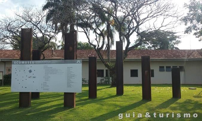 Ecomuseu em Foz do Iguaçu