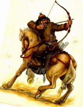 Всадник Золотой Орды