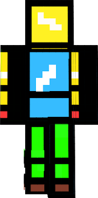 Slim Player edition for the Neon noob Skin, the reason why i was uploading too many same skins was because of skin upgrade there are so many edition of neon noob!