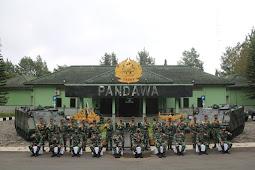 Widya Wisata, Taruna Akademi Militer Tingkat III Kunjungi Yonif MR 411/PDW Kostrad