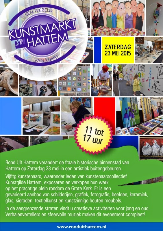 Kunstmarkt in Hattem