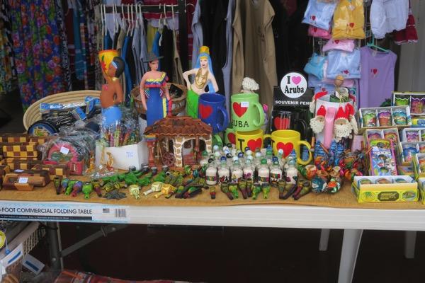 Aruba Souvenirs