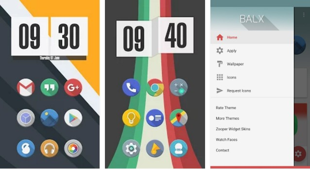 Download Apk Balx – Icon Pack v99.0