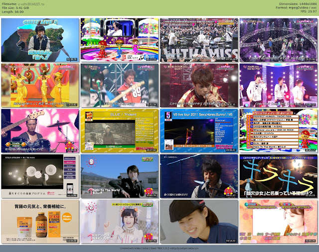 [TV-Variety] CDTV – 2016.02.27 (TS/5.41GB)