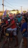 EVENTOS POLÍTICOS SEGUEM DESRESPEITANDO NORMAS SANITÁRIAS E DA JUSTIÇA ELEITORAL.