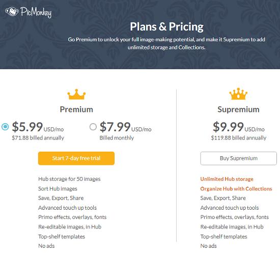 picmonkey-pricing-plans