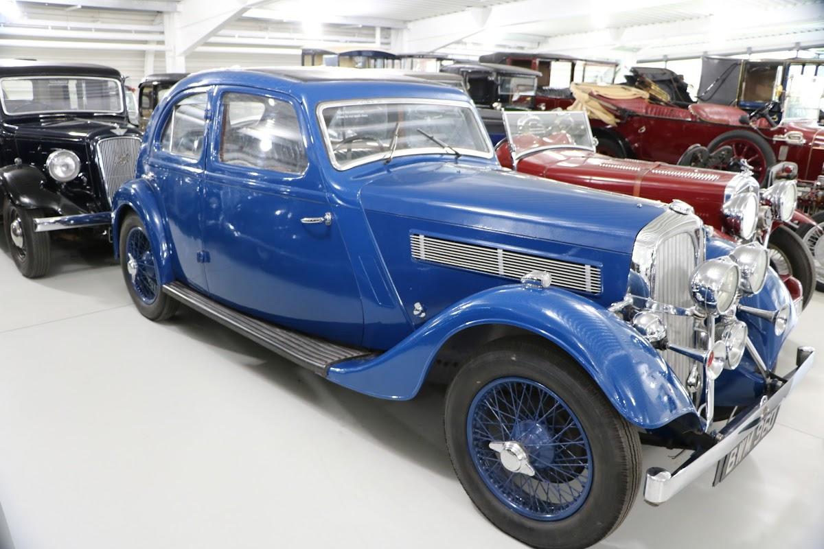 The British Motor Museum 0609.JPG