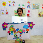 Show and Tell Activity (Sr.KG.) 28-4-2016