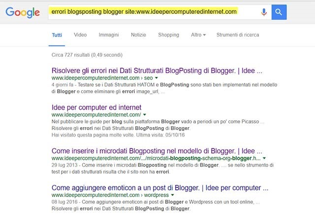 ricerche-google-personalizzate