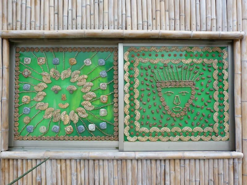 Restaurant aborigene pres de Xizhi, Musée de la céramique Yinge - P1140698.JPG