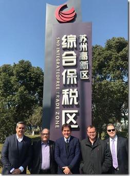 Visita ZPE Chinesa 1
