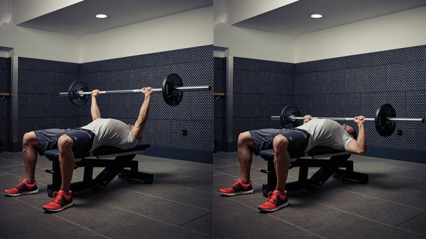 Men Who Want To Develop A Bigger, Wider, And Stronger Chest Should Do This Workout