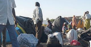 Ils ont parcouru plus de 30 km à pied :Les migrants maliens prêts à tout pour rejoindre leur pays