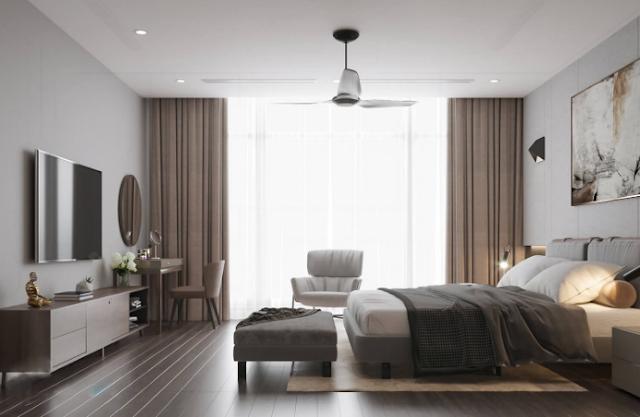 Xu hướng thiết kế nội thất phòng ngủ đẹp 2021