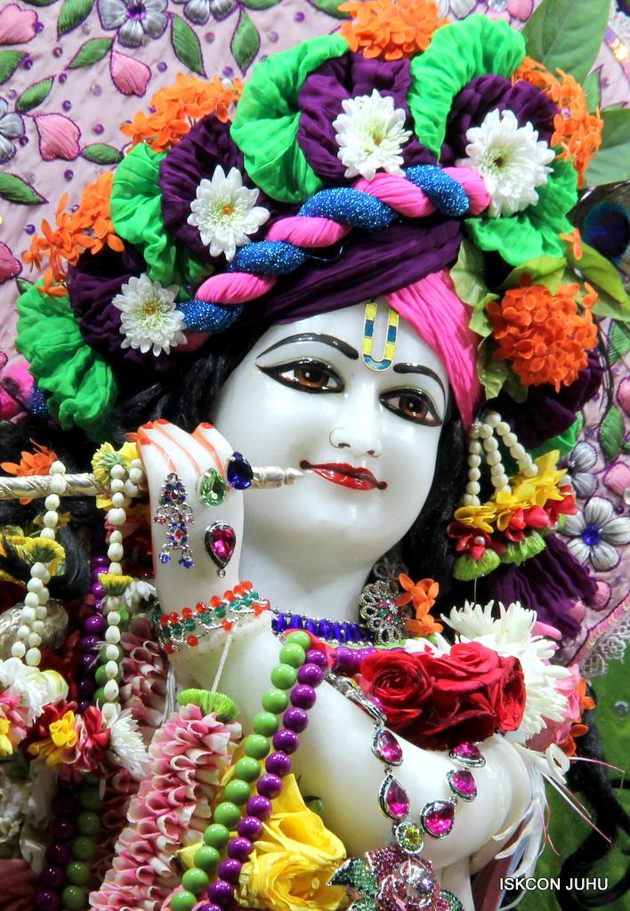 ISKCON Juhu Deity Darshan on 20th Oct 2016 (21)