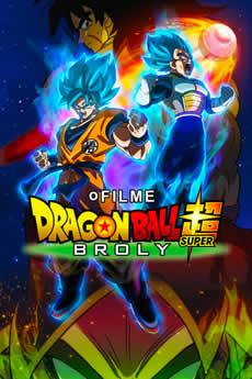 Baixar Filme Dragon Ball Super: Broly Torrent Grátis