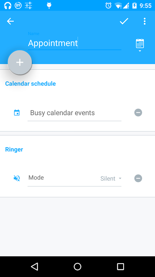 Volume Control- screenshot
