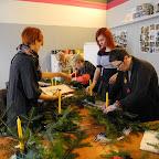 2012-12-10 - Ozdoby świąteczne - stroiki i bombki