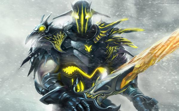 Earth Burner Of Night, Magick Warriors 5