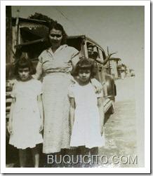 Doña Adela, Gladys y Mimí