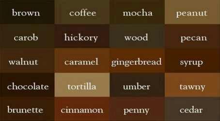 knowledge to elevate Untuk membuat warna coklat campuran