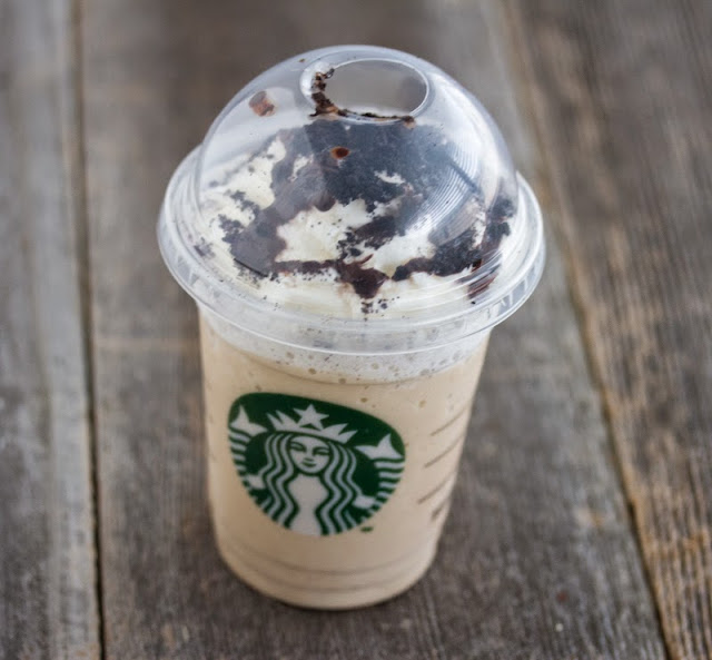 Gallery For > Starbucks Cookie Dough Frappuccino