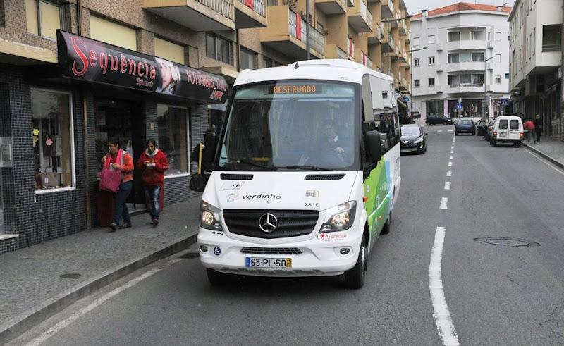 Passageiros das carreiras de Lamego viajam até ao Hospital sem pagar