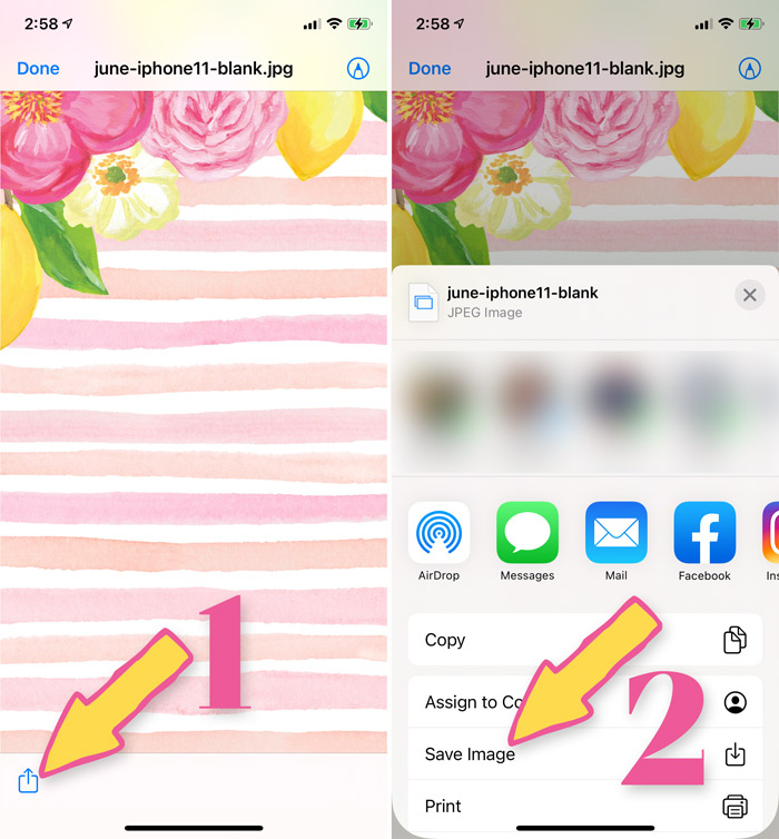How to Update iPhone Wallpaper