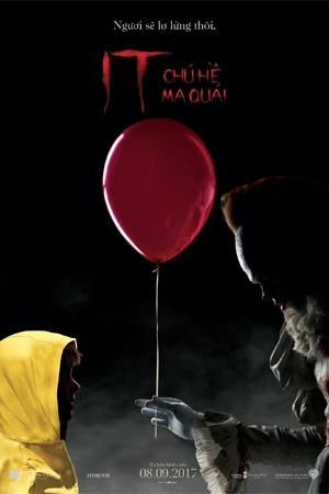 Chú hề ma quái - It (2017)