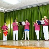 Audició Escola de Gralles i Tabals dels Castellers de Lleida a Alfés  22-06-14 - IMG_2398.JPG