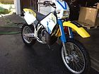 96 Husqvarna WXC250 with street legal title, WX-C Husky