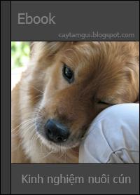 Ebook 14 kinh nghiệm hữu ích dành cho người nuôi chó
