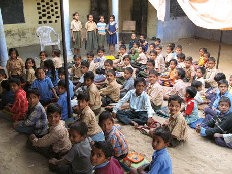 27% of 3rd Standard students in Vellore district cannot read an alphabet