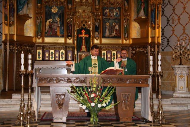 Rozpoczęcie Nowego Roku Szkolnego 2011 - DSC00010.JPG