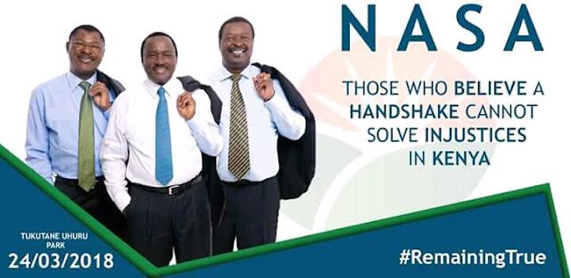 Kalonzo ,Wetangula and Mudavadi to hold major Rally without Raila