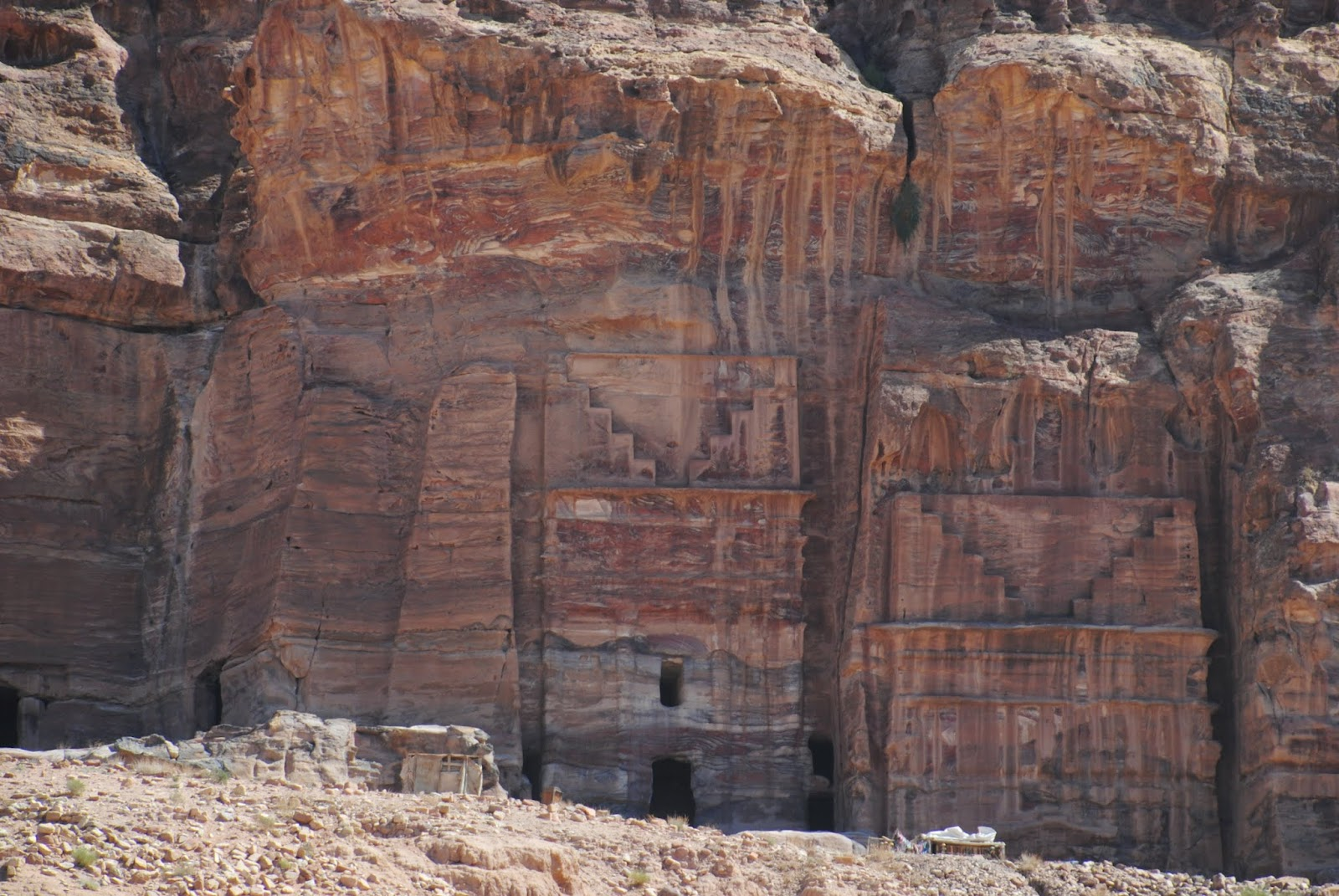 My Photos: Jordan -- Petra -- Street of Facades