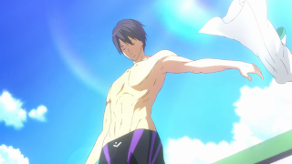 Free! Iwatobi Swim Club Episode 2 Screenshot 9