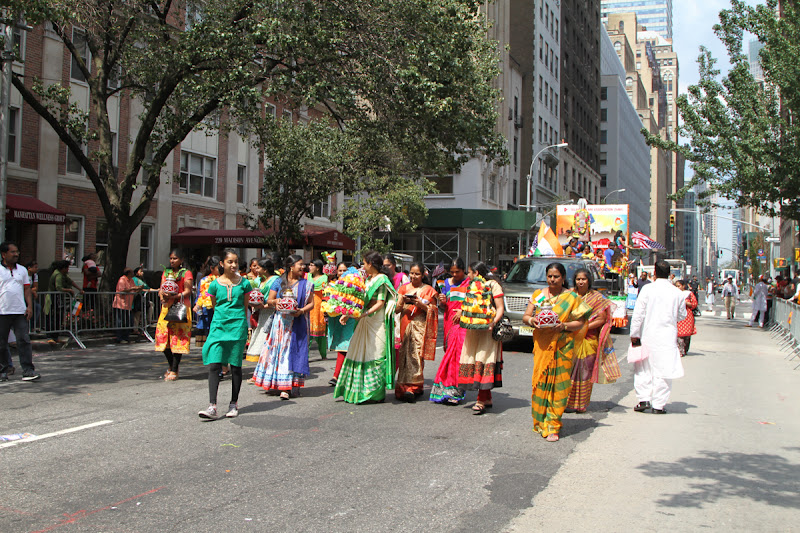 Telangana State Float at India Day Parade NY 2015 - IMG_7125.jpg