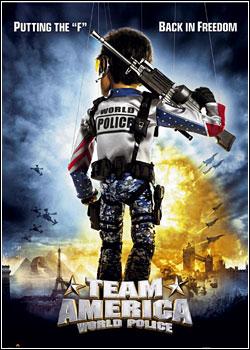 Team America Detonando o Mundo RMVB Legendado