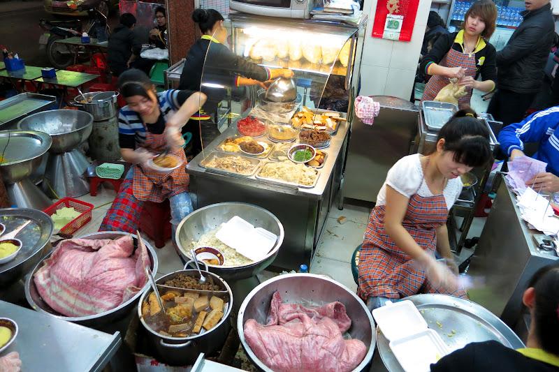 Xoi Yen restaurant, Hanoi