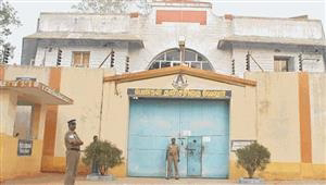 Cell phone seizued at Vellore jail