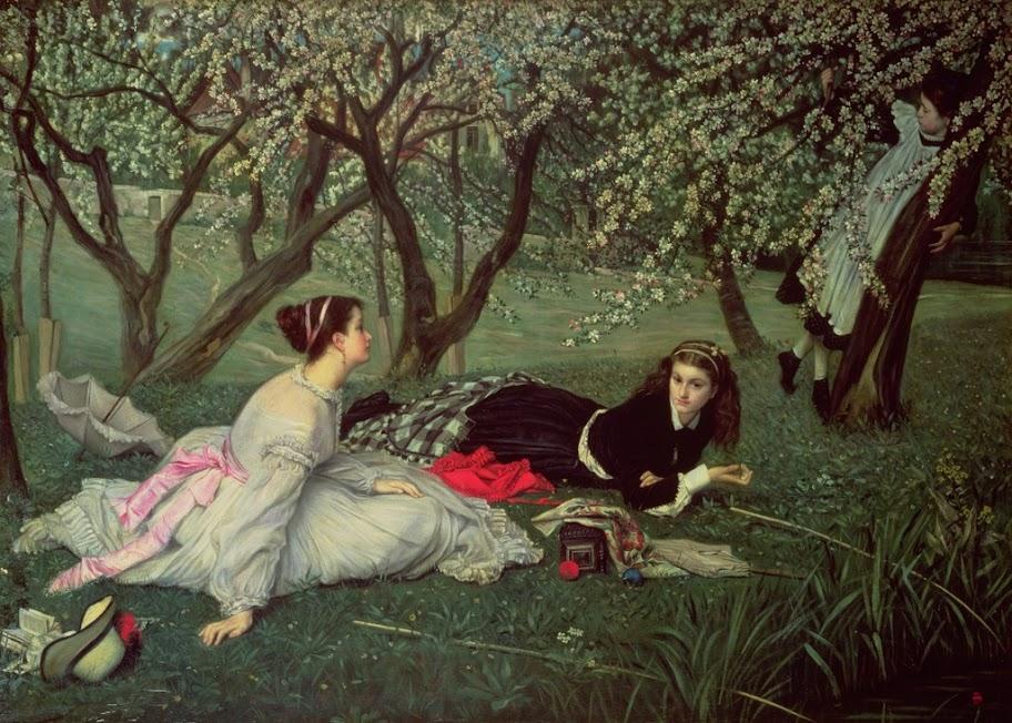 James Tissot - Spring