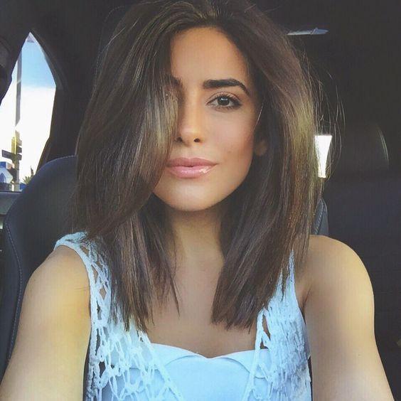 Medium Style Haircuts For Women's 2018-Medium Hairstyles 2018 3