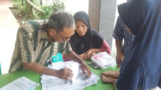 Jadwal pembagian Kartu Tani Desa Rawalele Kec. Dawuan Kab. Subang