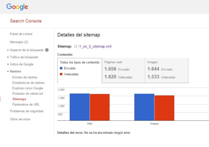 sitemaps no me reconoce todas las url google product forums