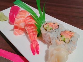 Nami appetizer sushi